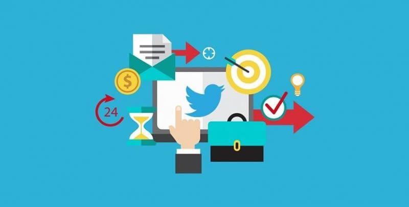 Como fazer marketing com o Twitter for Business